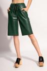 Aeron Leather shorts