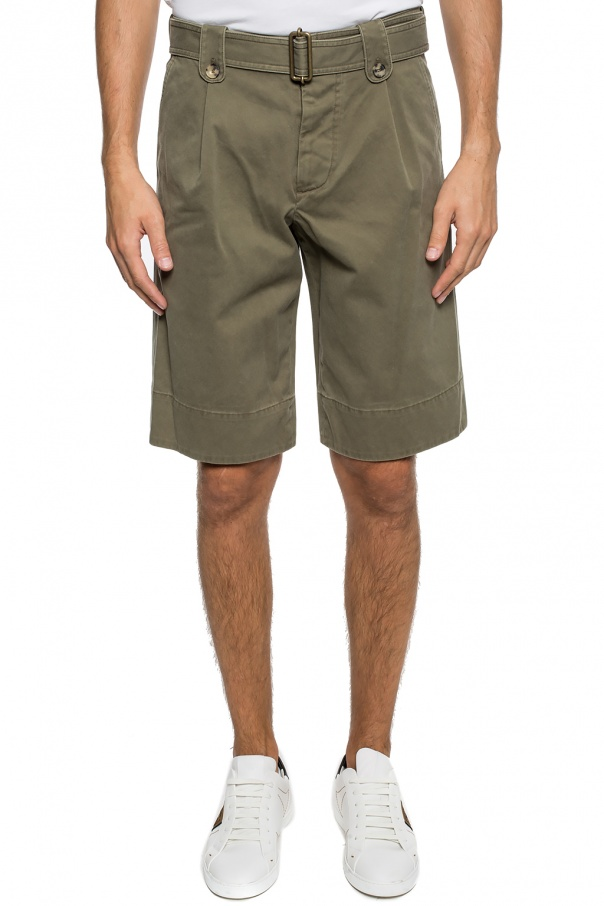 Shorts with adjustable belt od J.W. Anderson