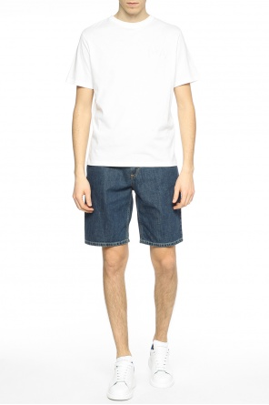 Denim shorts od J.W. Anderson