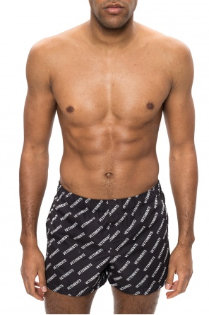 Logo泳裤 od Vetements