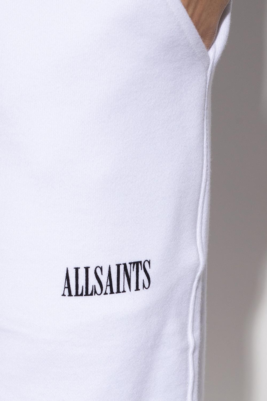 AllSaints 'State' sweat shorts