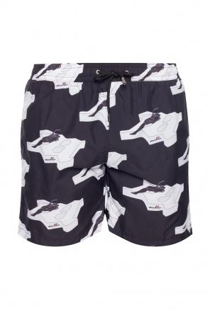 'the ibiza' shorts od MISBHV