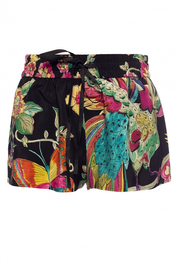 Red Valentino Patterned shorts