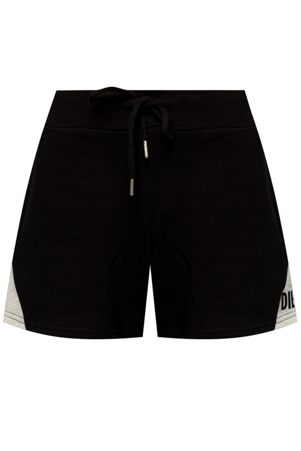 Diesel Shorts with logo