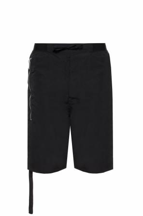 Striped shorts od Unravel Project
