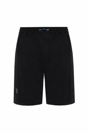 Shorts with logo stripes od Unravel Project