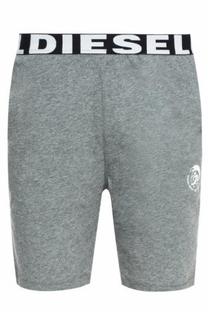Logo sweat shorts od Diesel
