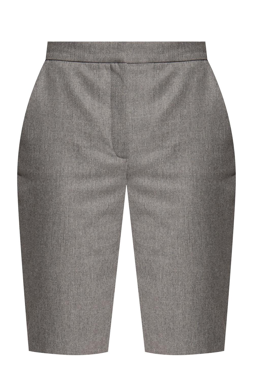 Balmain Wool shorts
