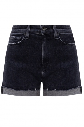 Denim shorts with logo od Rag & Bone