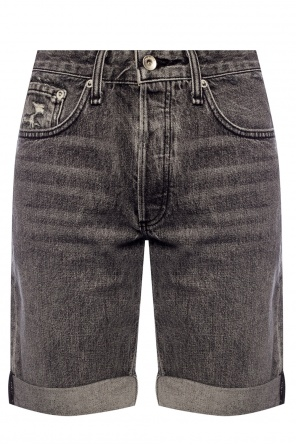 Distressed shorts od Rag & Bone