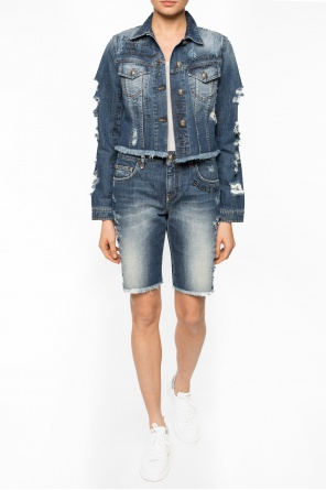 Denim shorts od Philipp Plein