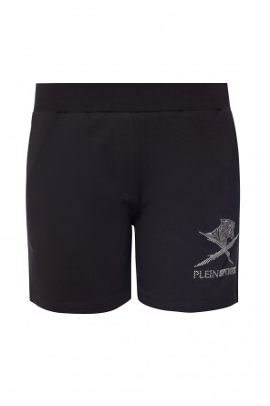 Tiger head shorts od Plein Sport