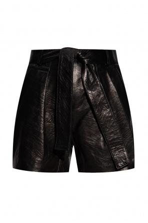 Leather shorts od Iro