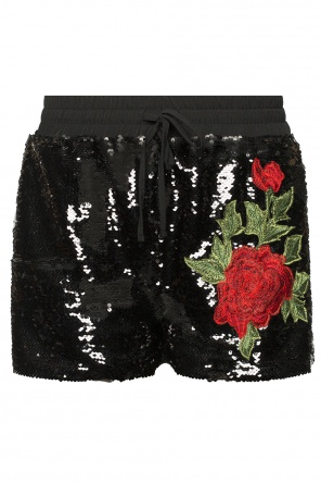 Sequinned shorts od Philipp Plein