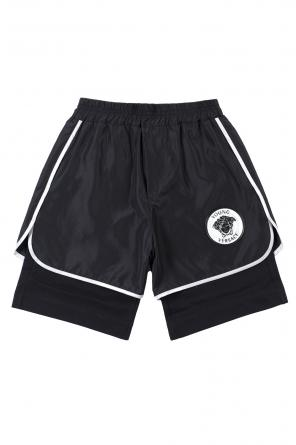 Double shorts od Versace Young
