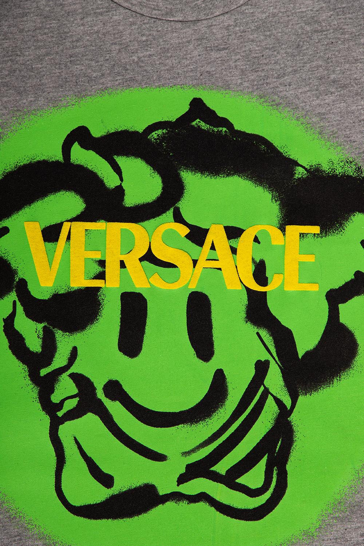 Versace Young Logo T-shirt