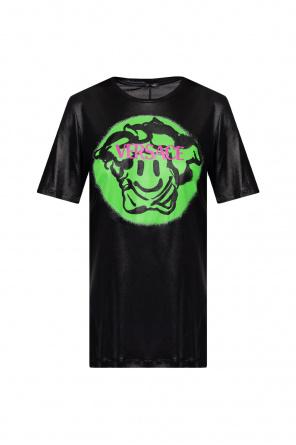 Logo t-shirt od Versace