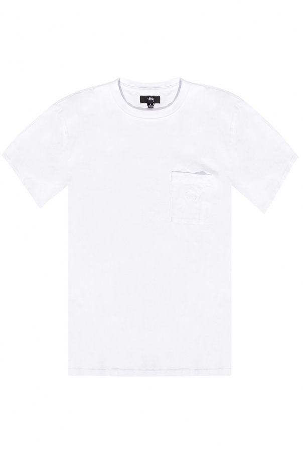 Stussy T-shirt with pockets