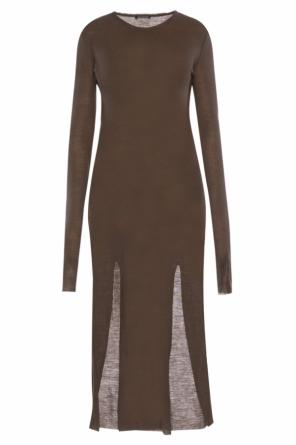 Double slit dress od Balmain