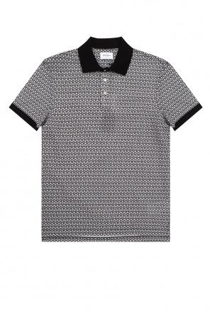 Polo shirt with logo od Salvatore Ferragamo