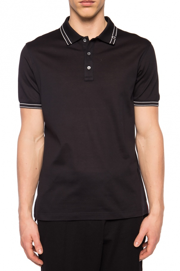 Striped polo shirt od Salvatore Ferragamo