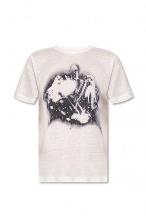 Embellished t-shirt od MISBHV