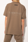 Fear Of God Essentials T-shirt with logo