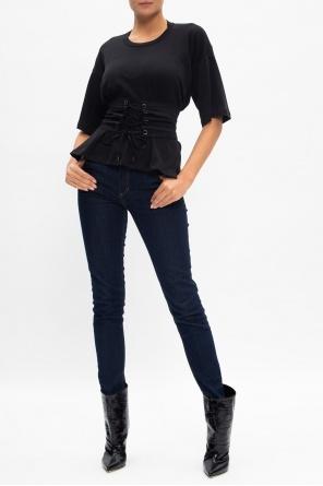 Corset t-shirt od Vivienne Westwood