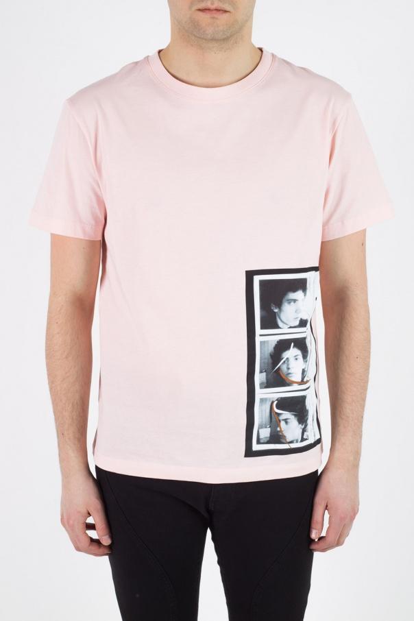 T shirt raf simons x robert mapplethorpe raf simons for Raf simons robert mapplethorpe shirt