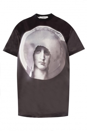 Printed oversize t-shirt od Givenchy