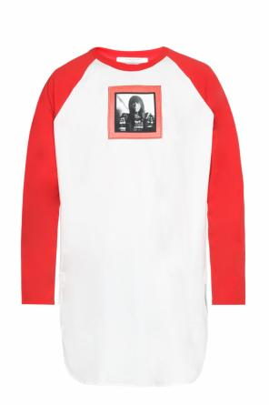T-shirt with long sleeves od Givenchy