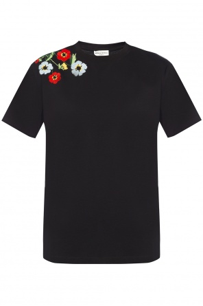 Embroidered t-shirt od Sonia Rykiel