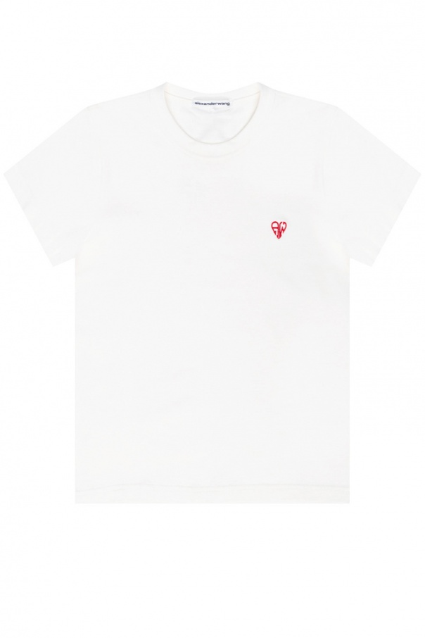 Alexander Wang T-shirt with logo