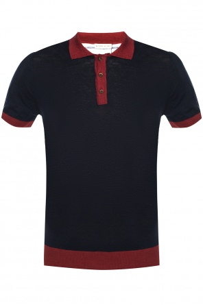 Striped polo od Etro