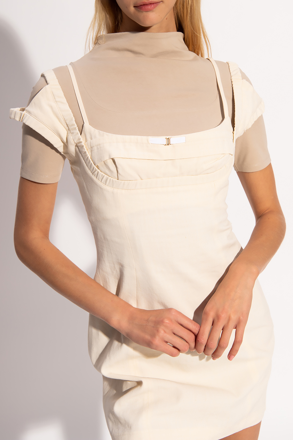 Jacquemus Top with cut-out back
