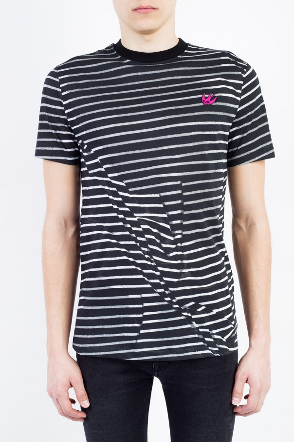 7b91334bac Striped T-Shirt McQ Alexander McQueen - Vitkac shop online
