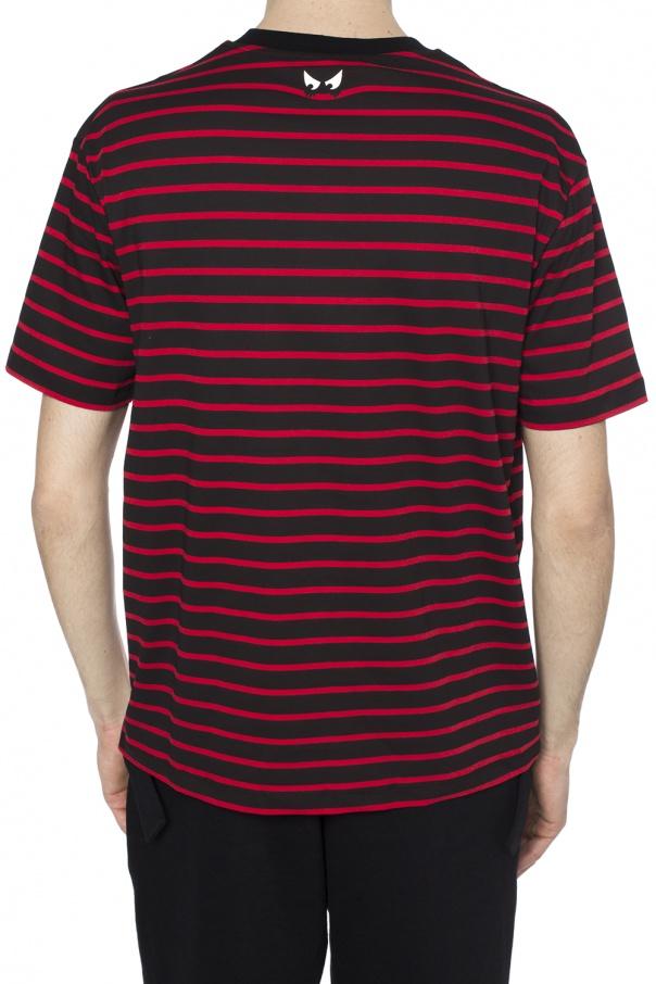 09e8393f0d Striped T-shirt McQ Alexander McQueen - Vitkac shop online