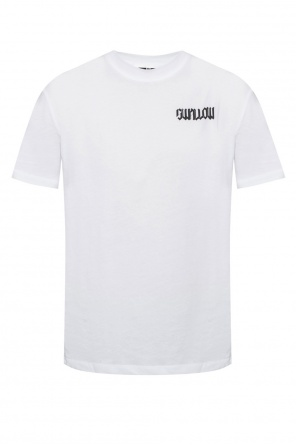 Printed lettering t-shirt od McQ Alexander McQueen