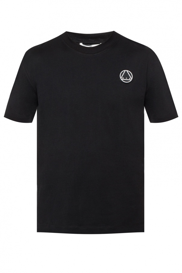 McQ Alexander McQueen Appliquéd T-shirt