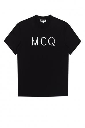 T-shirt with logo od McQ Alexander McQueen