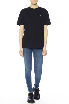 Patched t-shirt od McQ Alexander McQueen
