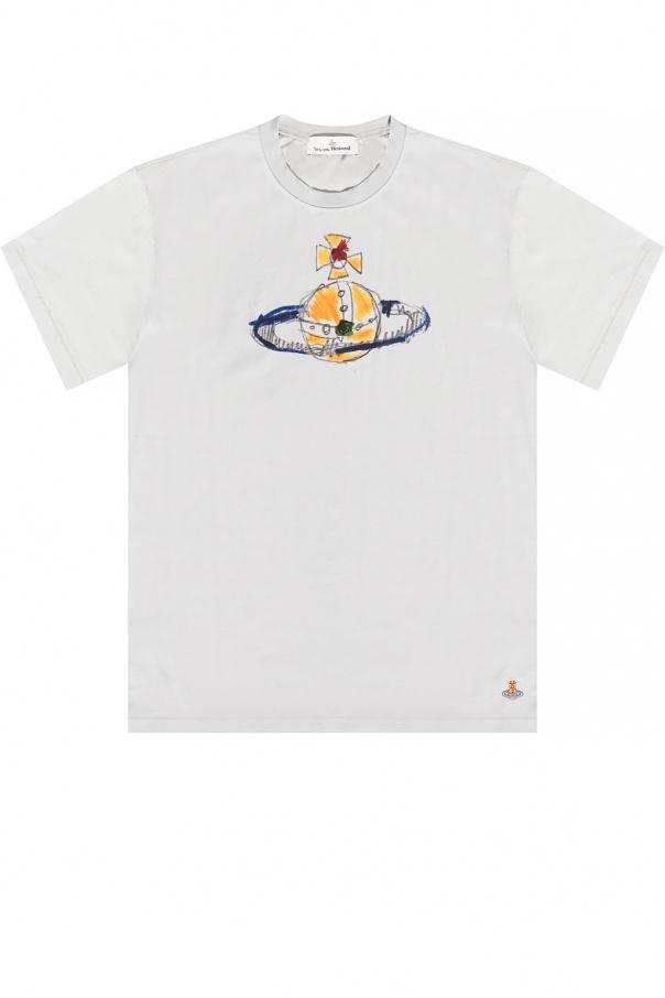 Vivienne Westwood 标识T恤