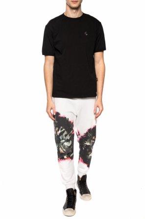 T-shirt z logo od Vivienne Westwood