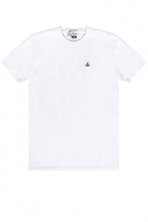 T-shirt with logo od Vivienne Westwood