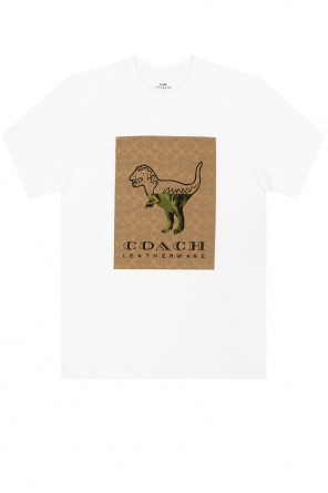 Printed t-shirt od Coach