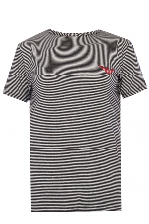 Striped t-shirt od Emporio Armani