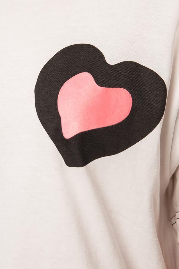 Logo t-shirt od Emporio Armani