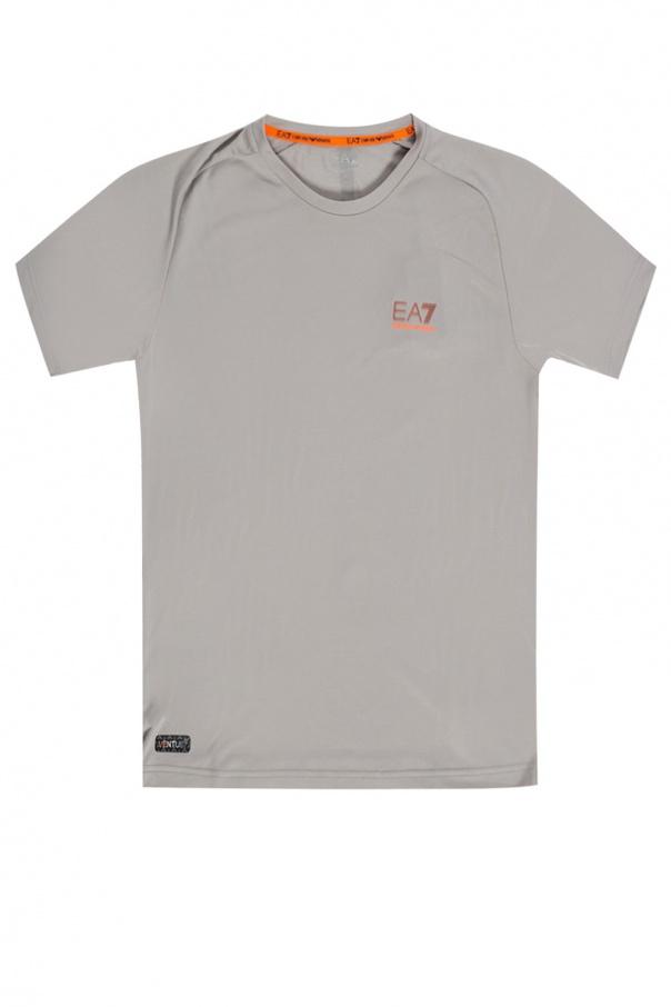 EA7 Emporio Armani Training T-shirt with logo