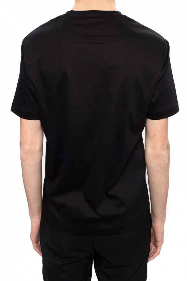 T-shirt with logo od Giorgio Armani