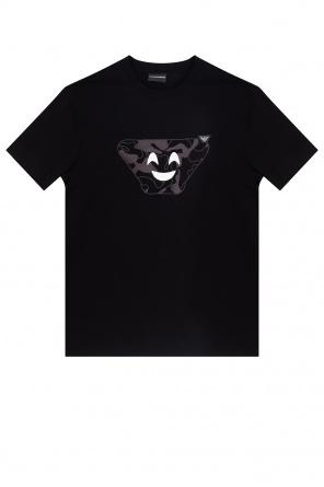 品牌t恤 od Emporio Armani